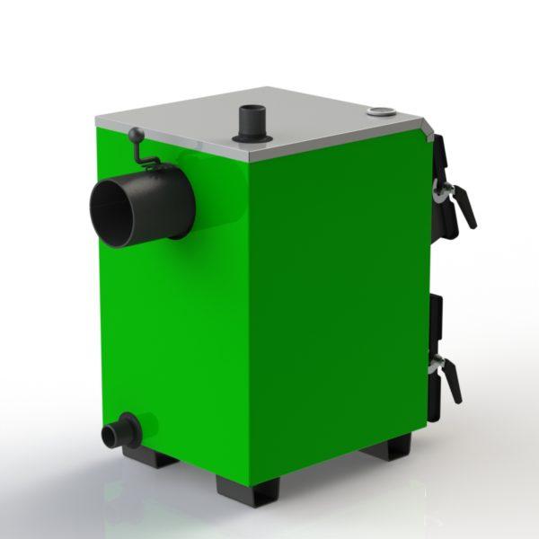 Фото - 3 Котел твердопаливний KOTLANT серії KO-15 з механічним регулятором