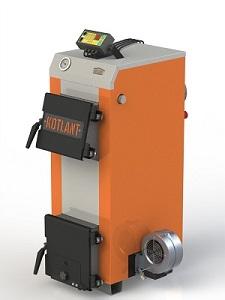Фото - 2 Котел твердотопливный KOTLANT серии КН-12,5 с автоматикой и вентилятором