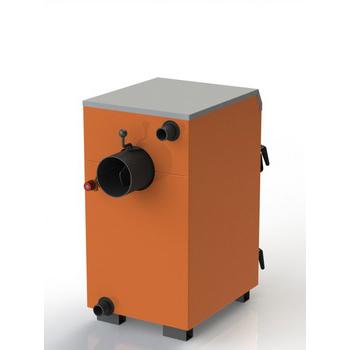 Фото - 3 Котел KOTLANT серии КН-15 с механическим регулятором тяги