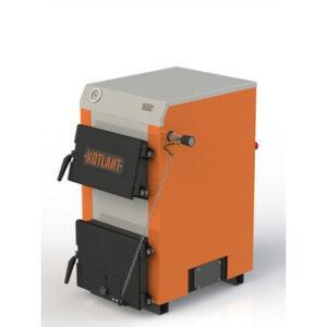 Фото - 4 Котел твердопаливний KOTLANT серії КН-15 з механічним регулятором тяги