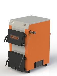 Фото - 2 Котел твердотопливный KOTLANT серии КН-15 с механическим регулятором тяги