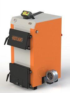 Фото - 9 Котел твердотопливный KOTLANT серии КН-18 с автоматикой и вентилятором