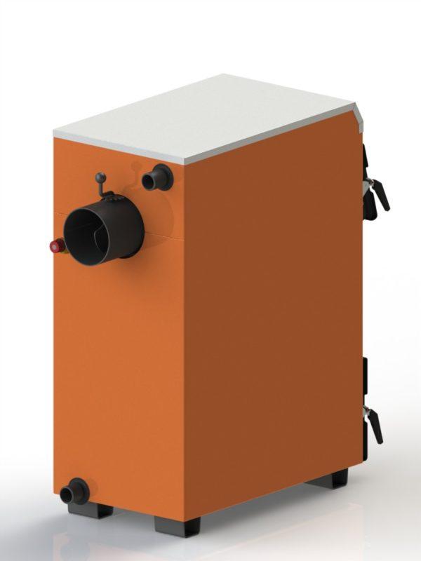 Фото - 4 Котел твердопаливний KOTLANT серії КН-24 з автоматикою та вентилятором