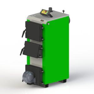Фото - 5 Котел твердотопливный KOTLANT серии KO-14-3Д с автоматикой и вентилятором