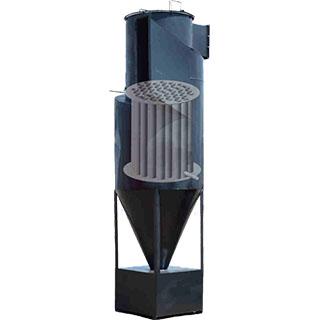 Фото - 2 Циклон-утилизатор МЦ-У-800 (800-1200 кВт)