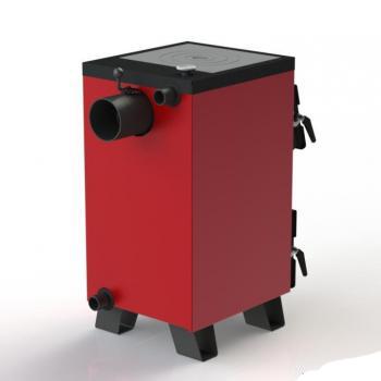 Фото - 4 Котел с плитой Makoten MIX КТ-12 с механическим регулятором