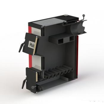Фото - 3 Котел з плитою Makoten MIX КТ-15 з механічним регулятором тяги