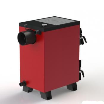 Фото - 4 Котел з плитою Makoten MIX КТ-15 з механічним регулятором тяги