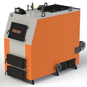 Фото - 3 Котел твердопаливний KOTLANT серії КВ-125 з автоматикою zPiD та вентилятором