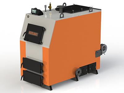 Фото - 2 Котел твердопаливний KOTLANT серії КВ-200 з автоматикою та вентилятором