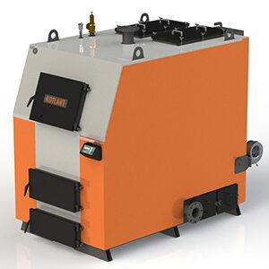 Фото - 3 Котел твердотопливный KOTLANT серии КВ-250 с автоматикой zPiD и вентилятором