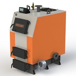 Фото - 3 Котел твердопаливний KOTLANT серії КВ-65 з автоматикою ZpiD та вентилятором